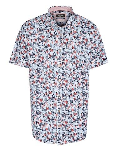 Produktbild zu <strong>Freizeithemd mit Blätterprint</strong>REGULAR FIT von Bexleys man