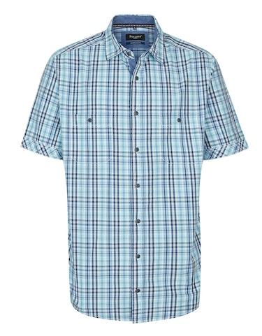 Produktbild zu <strong>Lässiges Freizeithemd im karierten Dessin</strong>REGULAR FIT von Bexleys man