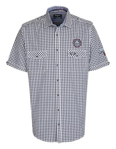 Produktbild zu <strong>Freizeithemd im Vichy-Karo mit Details</strong>REGULAR FIT von Bexleys man