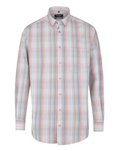 Produktbild zu <strong>Freizeithemd in feinem Karo-Design</strong>REGULAR FIT von Bexleys man