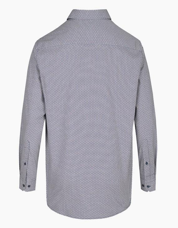 Bernd Berger Dresshemd mit Alloverprint, REGULAR FIT | ADLER Mode Onlineshop