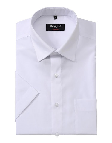 Produktbild zu <strong>Dresshemd</strong>kurzarm, uni von Bexleys man