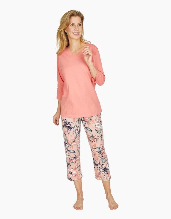 Bexleys woman 3/4 Pyjamahose   ADLER Mode Onlineshop