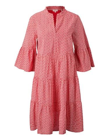 Produktbild zu Kleid mit Stufen im Tunika-Style von s.Oliver