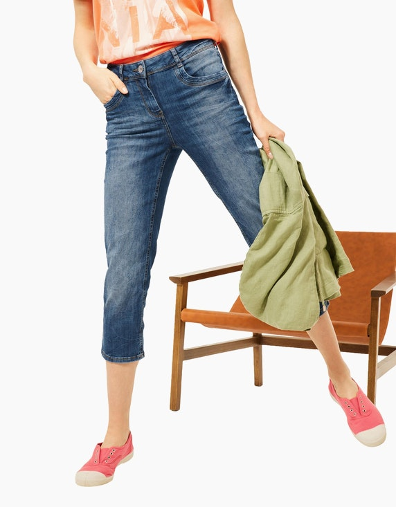 CECIL High Waist Jeans | ADLER Mode Onlineshop
