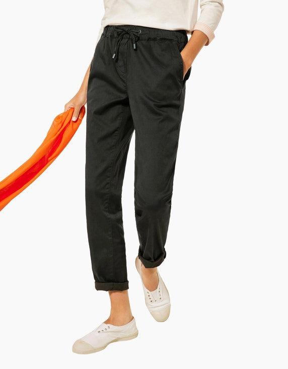 CECIL Casual Fit Chino Hose   ADLER Mode Onlineshop