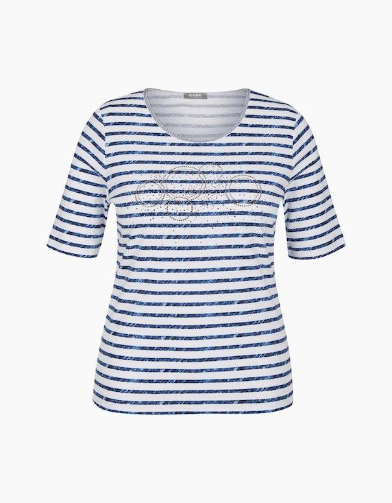 Rabe Shirt mit Streifen und Strass   ADLER Mode Onlineshop
