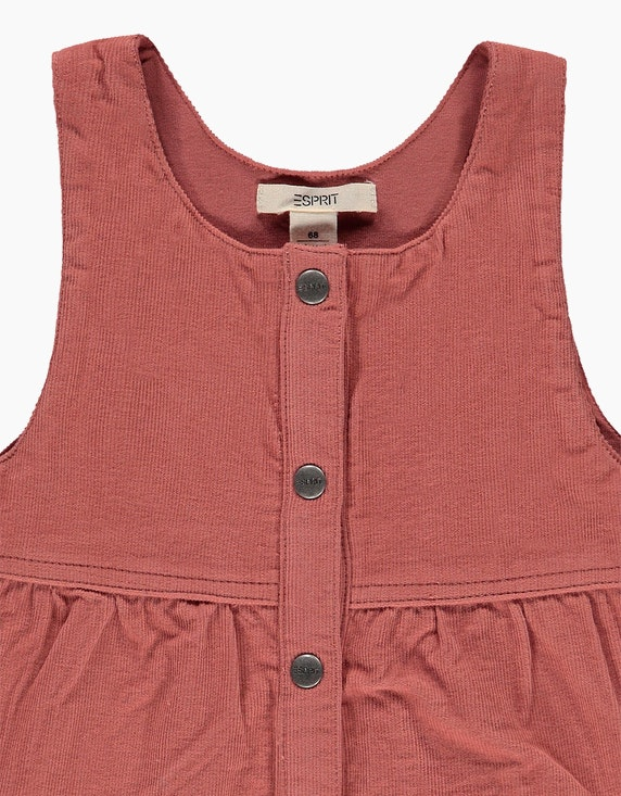 Esprit Baby Girls Latzkleid aus Cord | ADLER Mode Onlineshop