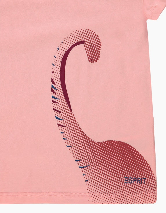 Esprit Mini Girls T-Shirt mit Dino-Motiv | ADLER Mode Onlineshop