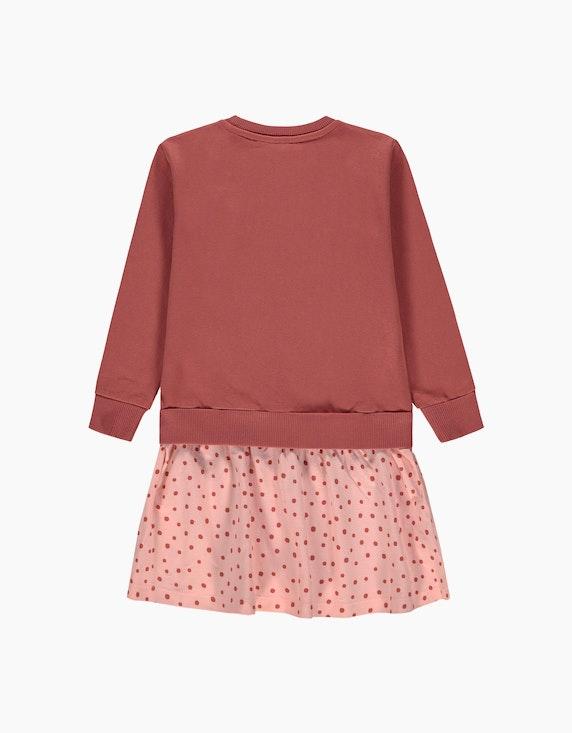 Esprit Mini Girls Kleid aus Sweat und Jersey | ADLER Mode Onlineshop