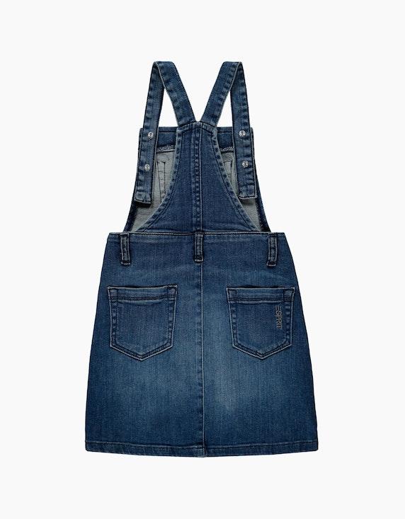 Esprit Mini Girls Jeans-Latzkleid aus Baumwoll-Stretch | ADLER Mode Onlineshop