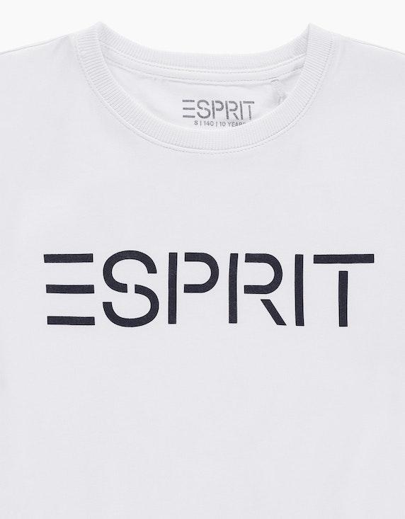Esprit Mini Boys T-Shirt mit Logo-Print | ADLER Mode Onlineshop