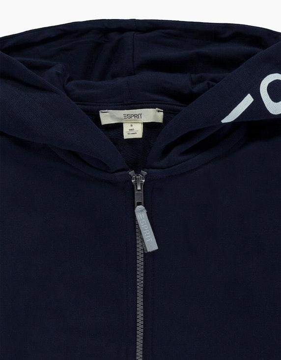 Esprit Mini Boys Sweatjacke mit Kapuze | ADLER Mode Onlineshop
