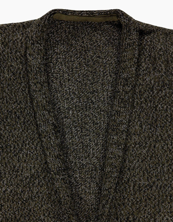 Esprit Girls Long-Cardigan in melierter Optik | ADLER Mode Onlineshop