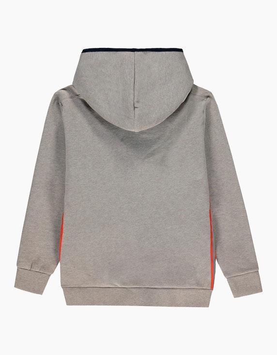 Esprit Boys reflektierender Sweat-Cardigan   ADLER Mode Onlineshop
