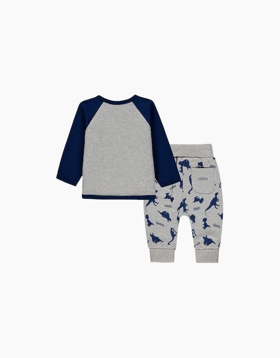 Esprit Baby Boys Set bestehend aus Sweatshirt und -hose | ADLER Mode Onlineshop