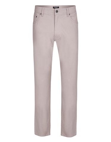 Produktbild zu 5-Pocket-Hose aus Baumwollmischung von Bexleys man