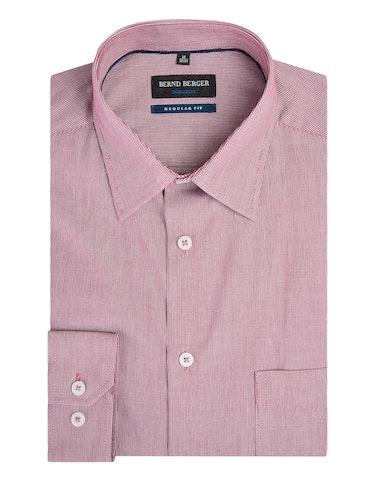 Produktbild zu <strong>Fein gestreiftes Dresshemd mit Langarm</strong>REGULAR FIT von Bernd Berger