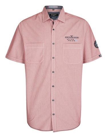Produktbild zu <strong>Streifenhemd im maritimem Stil</strong>REGULAR FIT von Bexleys man