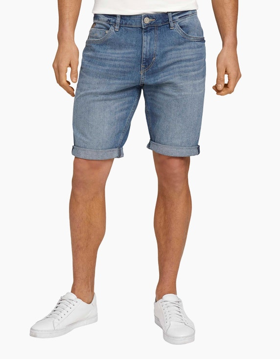 "Tom Tailor Jeans-Bermuda ""Josh""   ADLER Mode Onlineshop"