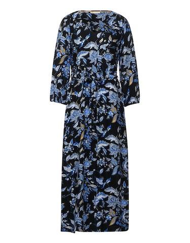 street one - Midi-Kleid mit floralem Muster, 376495