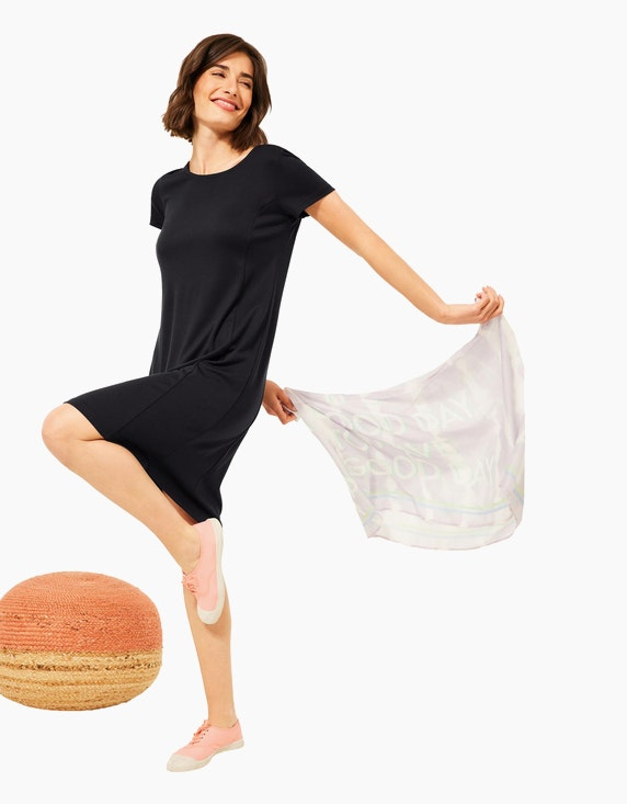 CECIL Kleid in Unifarbe   ADLER Mode Onlineshop