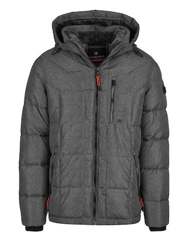 Produktbild zu Daunentouch-Jacke mit Reißverschluss-Taschen von Redpoint