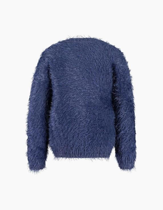 Blue Seven Mini Girls Strickjacke aus Federgarn | ADLER Mode Onlineshop