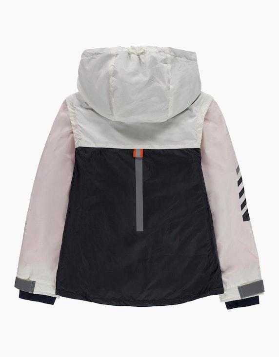 Esprit Boys Jacke mit abnehmbaren Ärmeln und reflektierenden Details   ADLER Mode Onlineshop