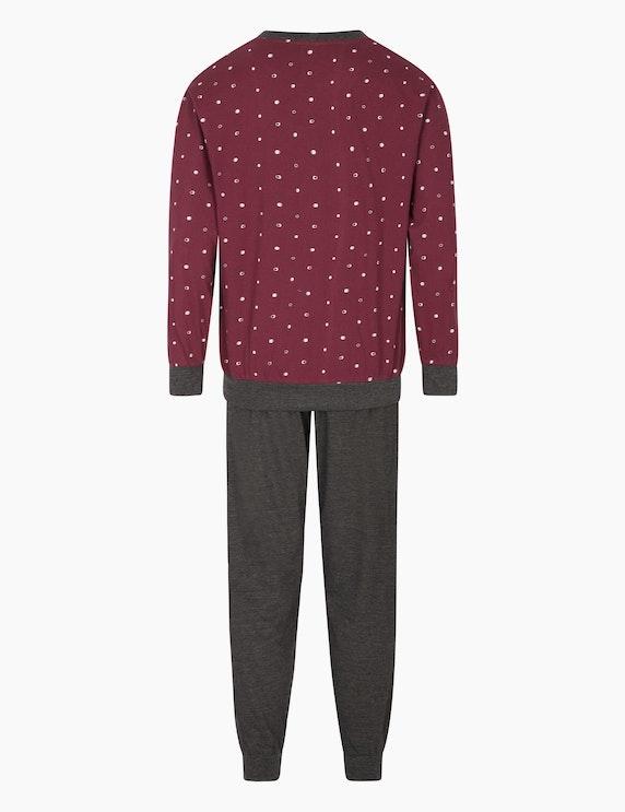 NORMANN Pyjama mit Brusttasche | ADLER Mode Onlineshop