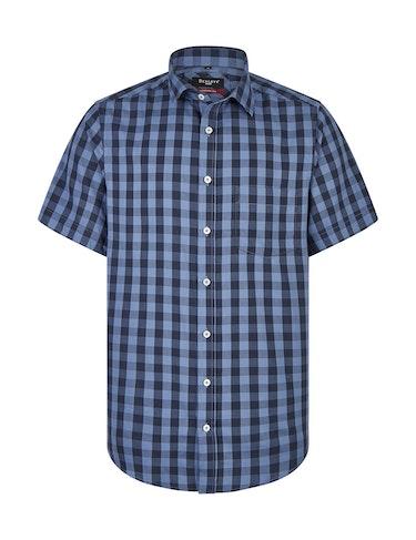 Produktbild zu <strong>Baumwollhemd mit großflächigem Karo</strong>MODERN FIT von Bexleys man