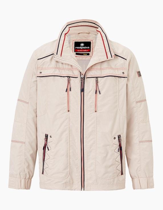 Big Fashion Funktionsjacke mit Reißverschlusstaschen   ADLER Mode Onlineshop