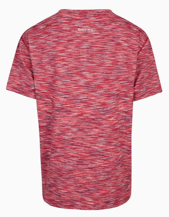 Fit&More Trainings T-Shirt mit Quick-Dry | ADLER Mode Onlineshop