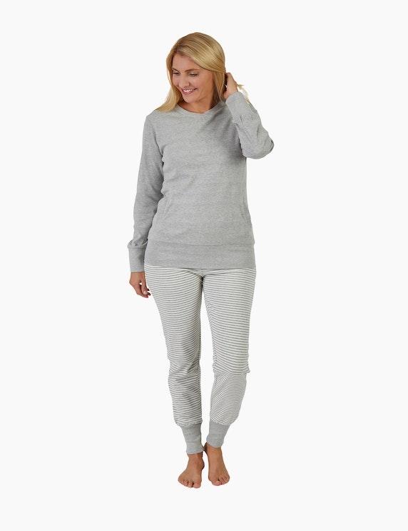 NORMANN Pyjama mit Seitentaschen   ADLER Mode Onlineshop
