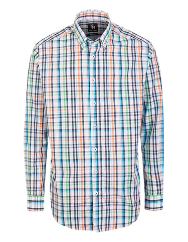 Produktbild zu <strong>Kariertes Freizeithemd</strong>REGULAR FIT von Adler Collection