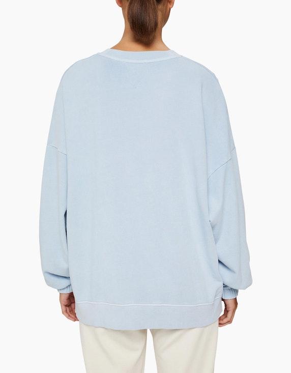 Esprit Sweatshirt im Oversized-Look, Bio-Baumwolle | ADLER Mode Onlineshop