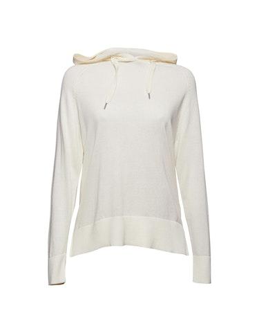 Produktbild zu <strong>Feinstrick-Pullover mit Kapuze</strong>reine Baumwolle von Esprit