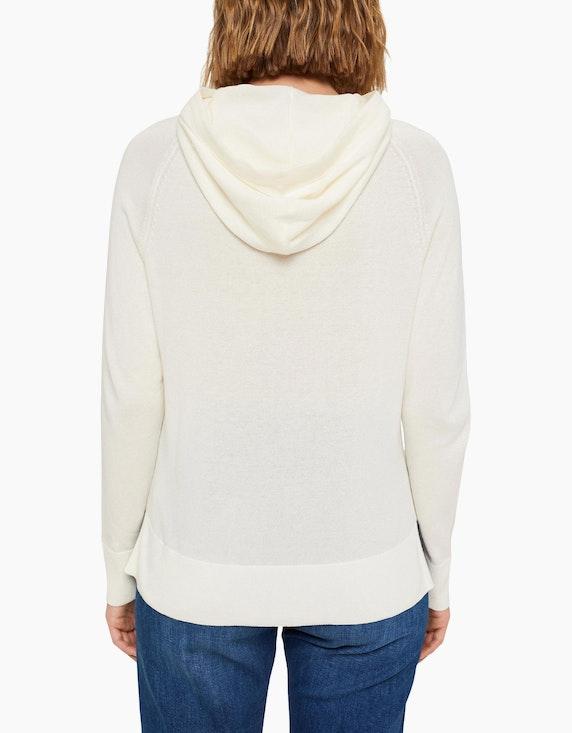 Esprit Feinstrick-Pullover mit Kapuze, reine Baumwolle   ADLER Mode Onlineshop