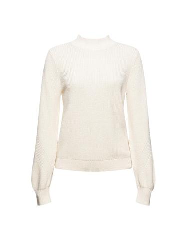 Produktbild zu Strick-Pullover mit Stehkragen von Esprit