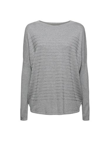 Produktbild zu Feinstrick-Pullover mit Querstreifen-Muster von Esprit