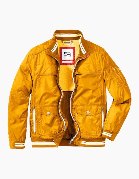 Big Fashion Leichter Blouson mit vielen Taschen   ADLER Mode Onlineshop