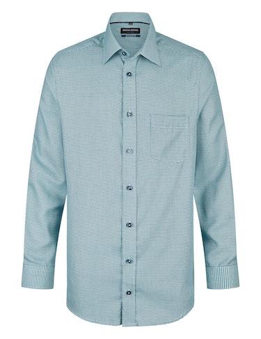 Produktbild zu <strong>Gemustertes Dresshemd in bügelleichter Qualität</strong>REGULAR FIT von Bernd Berger