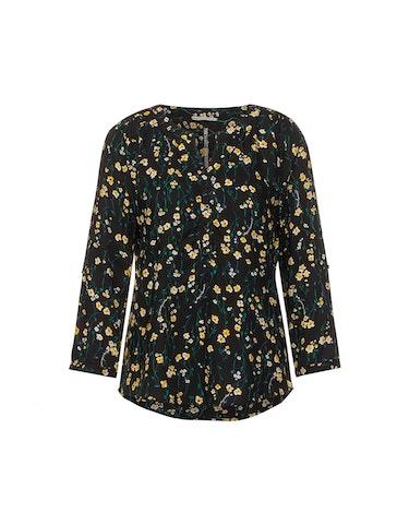 Produktbild zu Bluse mit floralem Muster von Street One