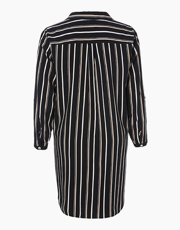 VIA APPIA DUE Hemdblusenkleid im Streifen-Dessin | ADLER Mode Onlineshop