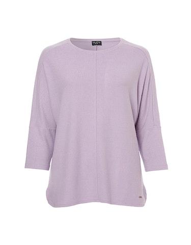 Produktbild zu Pullover mit Ziernaht von VIA APPIA DUE