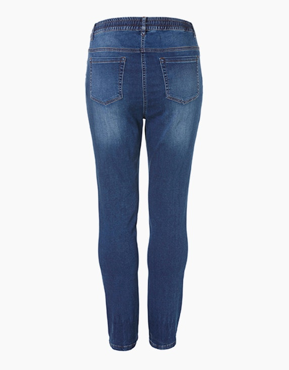 VIA APPIA DUE Jeans mit schmalem Bein | ADLER Mode Onlineshop