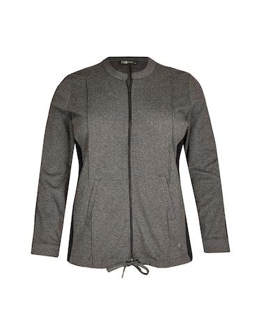 Produktbild zu Jacquard-Jacke mit Hahnentritt-Muster von No Secret