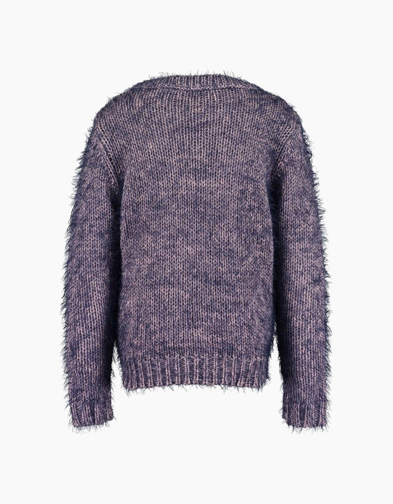 Blue Seven Mini Girls Pullover aus Federgarn | ADLER Mode Onlineshop