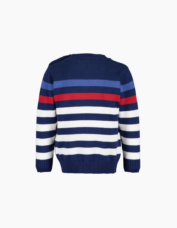 Blue Seven Baby Boys Pullover mit Streifen | ADLER Mode Onlineshop