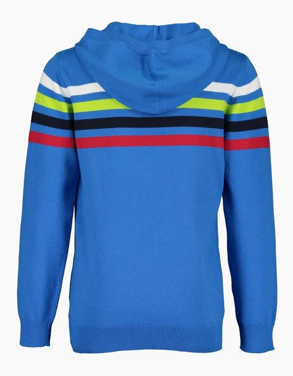 Blue Seven Boys Pullover mit Kapuze | ADLER Mode Onlineshop